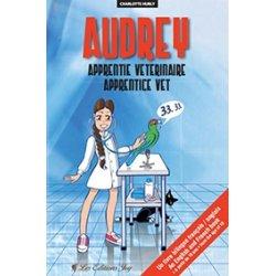 Audrey, apprentie vétérinaire