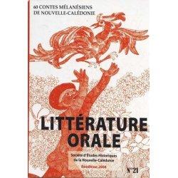 Littérature orale : 60 contes mélanésiens de NC (occasion)