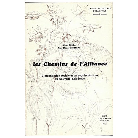 Les chemins de l'alliance (occasion)