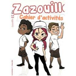 Zazouille n°1, le mag des Zazous du Caillou - La rentrée des couleurs