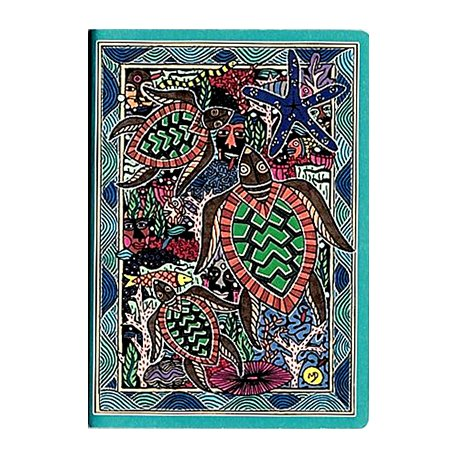 Carnet de notes Les tortues de Mebuet